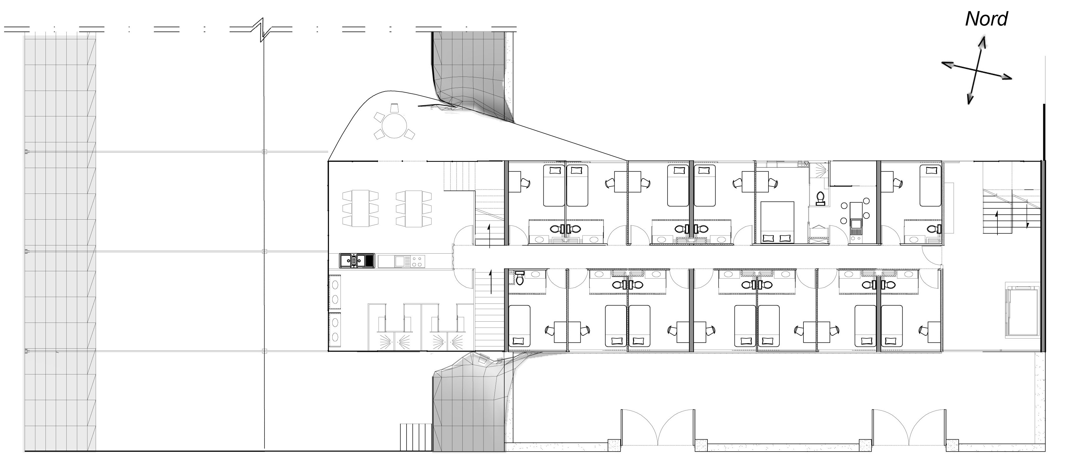 plan appartement étudiants